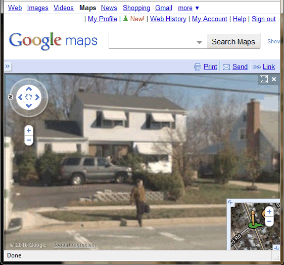 We make house calls, and sometimes, Google takes pictures.