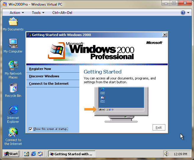Custom Virtual PCs