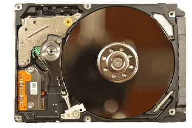 replace your hard drive with an SSD